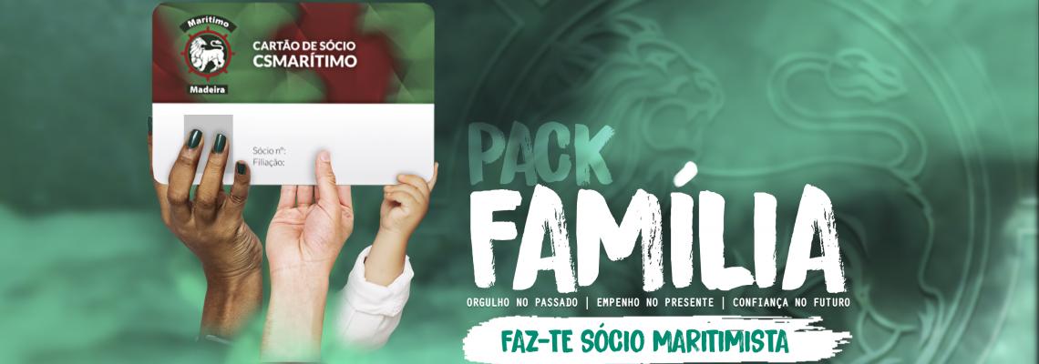 site loja Pack Familia
