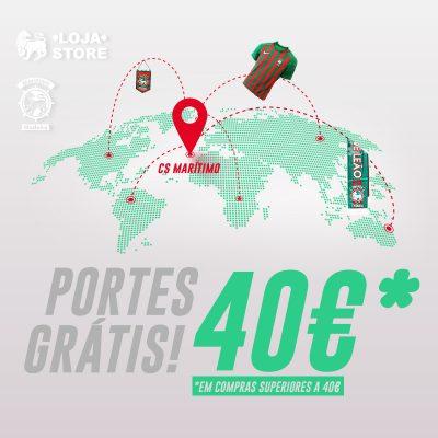 Post - Portes grátis - RD 800x800