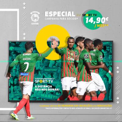sport tv campanha