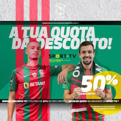 Campanha Sport tv 2020